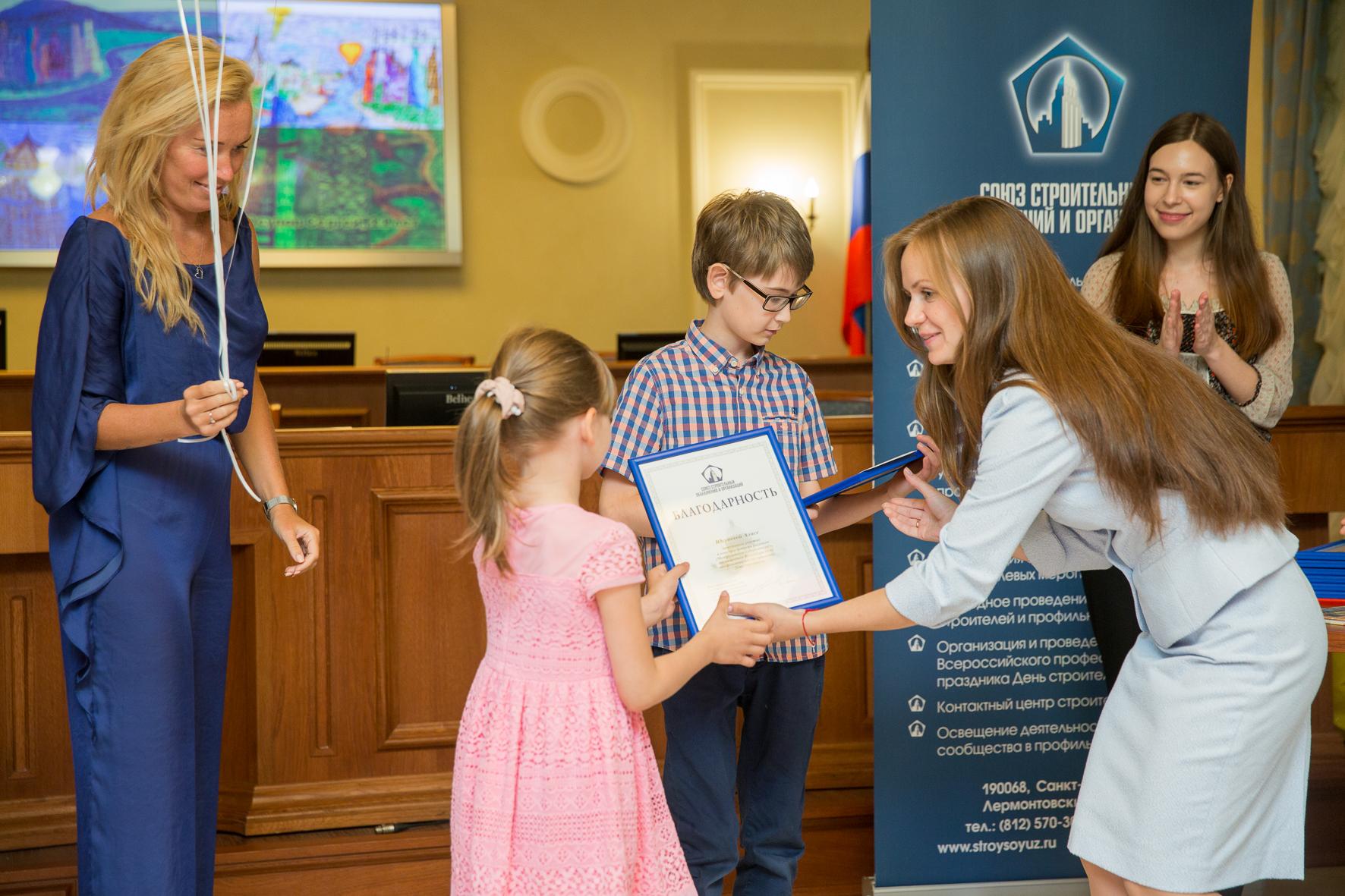 Детские конкурсы в москве в 2018 году